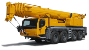 автокран либхер 50 тонн