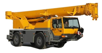 автокран Либхер 40 тонн