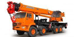 Подъёмный кран 40 тонн