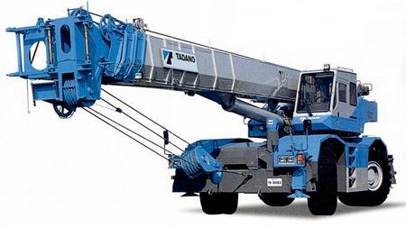кран тадано 50 тонн