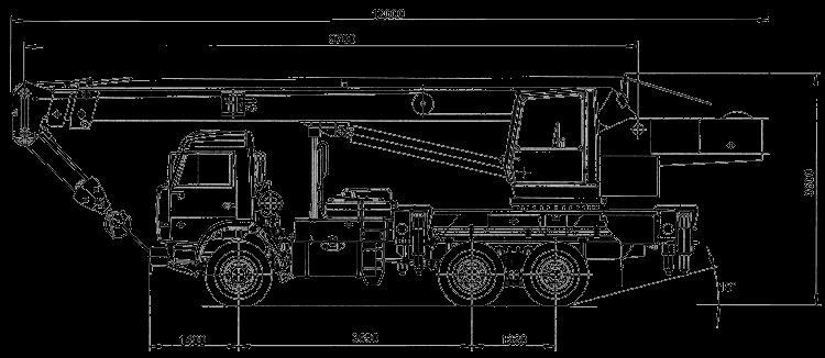 Галичанин 25 тонн