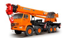 кран КС 40 тонн