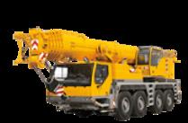 кран Liebherr LTM 1100 характеристики