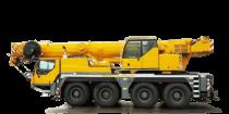 автокран Либхер 70 тонн