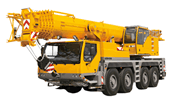 кран Либхер 70 тонн
