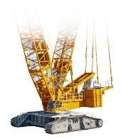 кран Либхер 1000 тонн